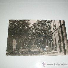 Fotografía antigua: NO 1 LA SAGRERA ---RAMBLA TAJETA POSTAL . Lote 31925758
