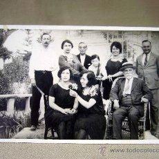Fotografía antigua: POSTAL, TARJETA POSTAL, FAMILA, LEONAR. Lote 32093051
