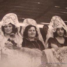 Fotografía antigua: EXCELENTE Y UNICA FOTOGRAFIA TARJETA POSTAL ORIGINAL ELCHE 2 JULIO AÑO 1923 HISTORICA. (6). Lote 34354296