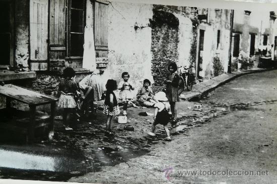Ninos Jugando Comprar Fotografias Antiguas Tarjeta Postal En