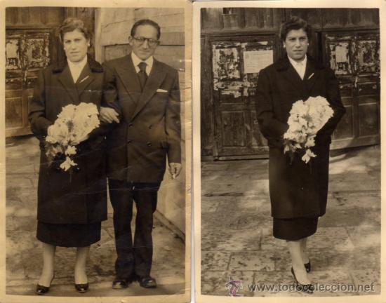 Fotografía antigua: Boda en Burgos ( 1 ) - Foto 2 - 36596919