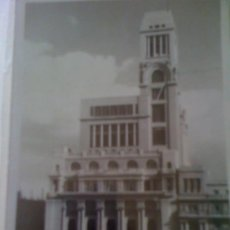 Fotografía antigua: POSTAL ANTIGUA DE MADRID. Lote 36714896