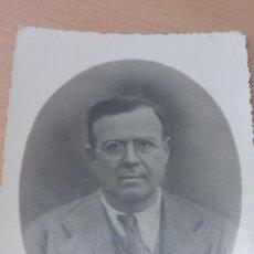 Fotografía antigua: ANTIGUA FOTOGRAFIA TARJETA POSTAL PICÓ FOTOGRAFO ELCHE 1936. Lote 37123453