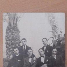 Fotografía antigua: ANTIGUA FOTOGRAFIA TARJETA POSTAL VALENCIA 1914. Lote 37193768