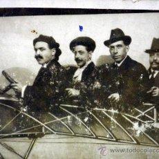 Fotografía antigua: FOTOGRAFÍA ANTIGUA. TARJETA POSTAL. DECORADO EN FERIA. VALENCIA. 1900S. Lote 37656538
