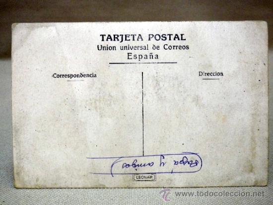 Fotografía antigua: FOTOGRAFÍA ANTIGUA. TARJETA POSTAL. DECORADO EN FERIA. VALENCIA. 1900s - Foto 3 - 37656538