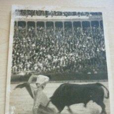Fotografía antigua: FOTOGRAFÍA TEMA TAURINO AÑOS 50. FOTÓGRAFO VIDAL CORELLO. VALENCIA. Lote 38662736