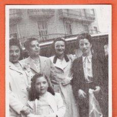 Fotografía antigua: POSTAL FOTOGRAFICA ++ ¿LA RECONOCE ? ++ -DE PASEO - FOT: TORRAS - SIN + DATOS - AÑOS 30 / 40 - . Lote 39048321