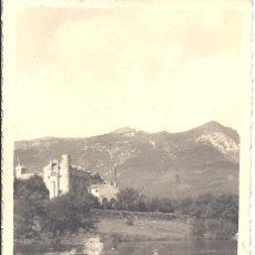 Fotografía antigua: PS1542 TARJETA POSTAL FOTOGRÁFICA DEL MONTSENY (BARCELONA), TOMADA EN 1941 - 12,8 * 8,4 CM. Lote 39067673