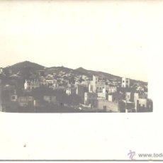 Fotografía antigua: TARJETA POSTAL CON VISTA DE BARCELONA. PRINCIPIOS S. XX. Lote 52503287