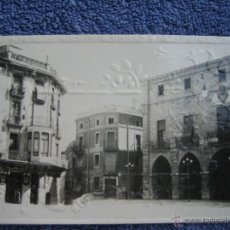 Fotografía antigua: POSTAL ANTIGUA: FOTOGRAFIA DESCONOCIDA.- TARJETA POSTAL . SIN CIRCULAR. Lote 39731906