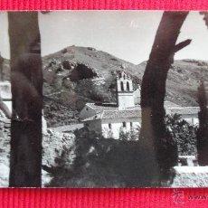 Fotografía antigua: DESIERTO DE LAS PALMAS - BENICASIM - CASTELLON. Lote 39984762