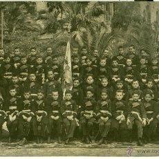 Fotografía antigua: VALENCIA. GODELLA. LOTE DE 5 POSTALES FOTOGRAFICAS. COLEGIO INFANTIL. 1921.. Lote 40158442