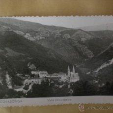 Alte Fotografie - -COVADONGA-PICOS DE EUROPA----TARJETA POSTAL- - 41166106