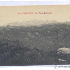 Old photograph - COVADONGA LOS PICOS DE EUROPA - 41632327