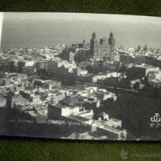 Fotografía antigua: TARJETA POSTAL, LAS PALMAS, GRAN CANARIA. CIRCULADA.CA5. Lote 41796082