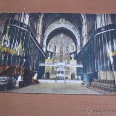 Fotografía antigua: POSTAL DE TARRAGONA COLOREADA DE FINALES XIX. Lote 42080302