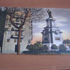 Fotografía antigua: POSTAL DE TARRAGONA COLOREADA DE FINALES XIX. Lote 42080398