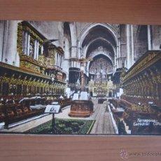 Fotografía antigua: POSTAL DE TARRAGONA COLOREADA DE FINALES XIX. Lote 42080648