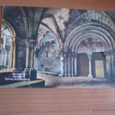 Fotografía antigua: POSTAL DE TARRAGONA COLOREADA DE FINALES XIX. Lote 42080741