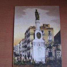 Fotografía antigua: POSTAL DE TARRAGONA COLOREADA DE FINALES XIX. Lote 42082482