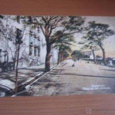 Fotografía antigua: POSTAL DE TARRAGONA COLOREADA DE FINALES XIX. Lote 42082507