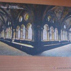 Fotografía antigua: POSTAL DE TARRAGONA COLOREADA DE FINALES XIX. Lote 42083048