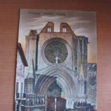 Fotografía antigua: POSTAL DE TARRAGONA COLOREADA DE FINALES XIX. Lote 42084062