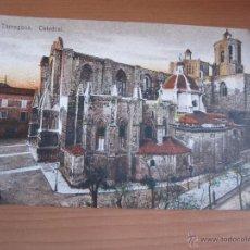 Fotografía antigua: POSTAL DE TARRAGONA COLOREADA DE FINALES XIX. Lote 42084329