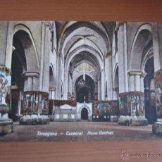 Fotografía antigua: POSTAL DE TARRAGONA COLOREADA DE FINALES XIX. Lote 42084814