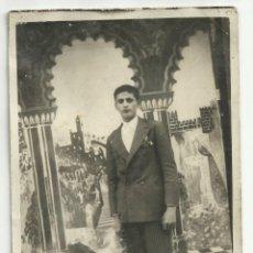 Fotografía antigua: TARJETA POSTAL . Lote 42232642