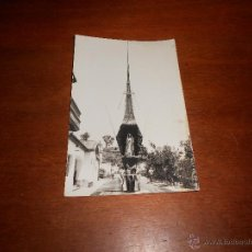 Fotografía antigua: ANTIGUA FOTOGRAFÍA ORIGINAL DE LA ISLA DE LA PALMA SIN IDENTIFICAR SELLO DE FOTO VENTO. Lote 42720782