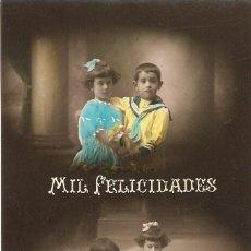 Fotografía antigua: ANTIGUA POSTAL EDICIONES MÁRGARA. Lote 42870101