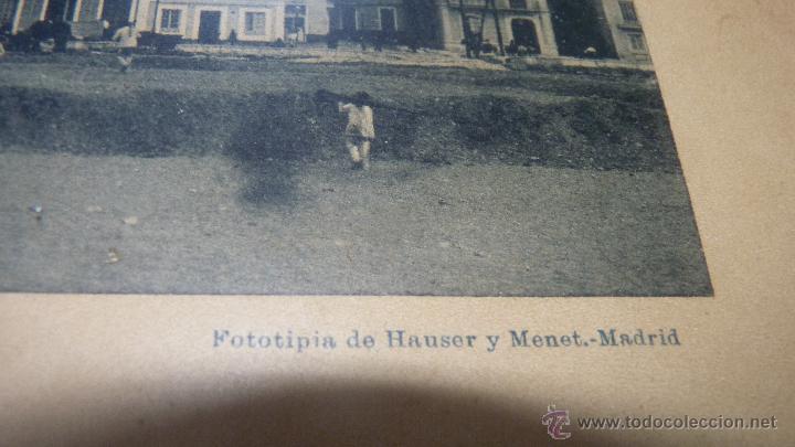 Fotografía antigua: FOTOGRAFÍA CATEDRAL DE MÁLAGA, FINALES SIGLO XIX, FIRMADA - Foto 3 - 43488063