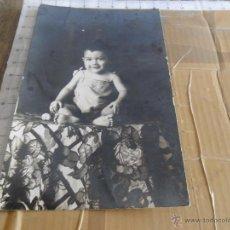 Alte Fotografie - FOTO FOTOGRAFIA ANTIGUA TARJETA POSTAL NIÑO 1930 - 43959398