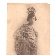 Fotografía antigua: FOTO TENERIFE VESTIDO REGIONAL 1926 FOTOGRAFO BENITEZ TENERIFE. Lote 45677111