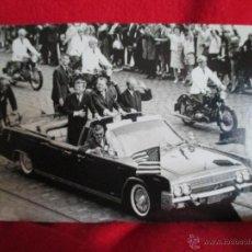 Fotografía antigua: VISITA DE KENNEDY A BERLIN AÑO 1963. Lote 45741730