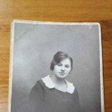 Fotografía antigua: ANTIGUA FOTOGRAFIA TARJETA POSTAL HARO HERMANOS CARTAGENA MURCIA. Lote 46435700