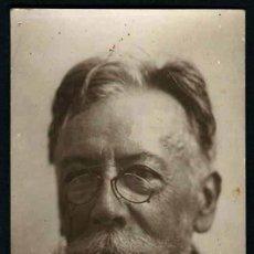 Fotografía antigua: ÀNGEL GUIMERÀ. DRAMATURGO. C. 1920. Lote 46743359