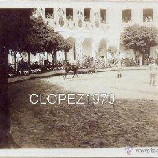 Fotografía antigua: JEREZ DE LA FRONTERA, 1912, POSTAL FOTOGRAFICA ESPECTACULO ECUESTRE,MAGNIFICA. Lote 46971303