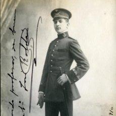 Fotografía antigua: CIUDAD RODRIGO. A.PAZOS.1910. Lote 47288705