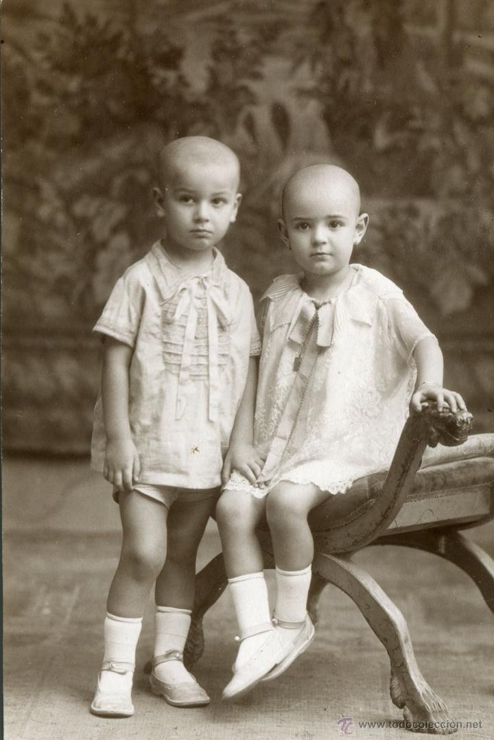 FOTOGRAFÍA DE BARÓ, 1927 (Fotografía Antigua - Tarjeta Postal)