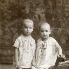 Fotografía antigua: FOTOGRAFÍA DE BARÓ, 1927. Lote 47317267