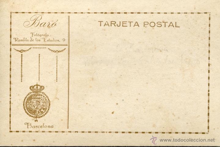 Fotografía antigua: Fotografía de Baró, 1927 - Foto 2 - 47317267