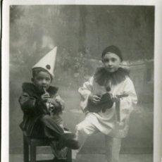 Fotografía antigua: FOTO DE CARBALLÉS, LUGO 1922. Lote 47319768