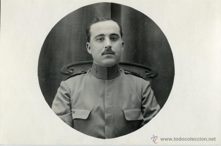 MELILLA 1914, ANTONIO (Fotografía Antigua - Tarjeta Postal)