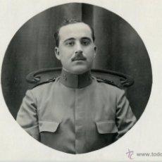 Fotografía antigua: MELILLA 1914, ANTONIO. Lote 47329087