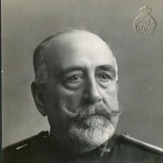 Fotografía antigua: FOTOGRAFIA SANCHEZ, PLAZA CATALUÑA. GENERAL CASTELLARY 1914. Lote 47329901
