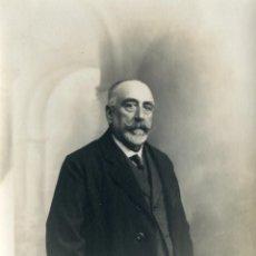 Fotografía antigua: FOTOGRAFIA SÁNCHEZ, BARCELONA. GENERAL CASTELLARY 1914. Lote 47330336