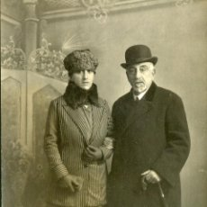 Fotografía antigua: CASTELLARY. FOTOGRAFIA EN YO, PUERTA DEL SOL. 1914. Lote 47339446
